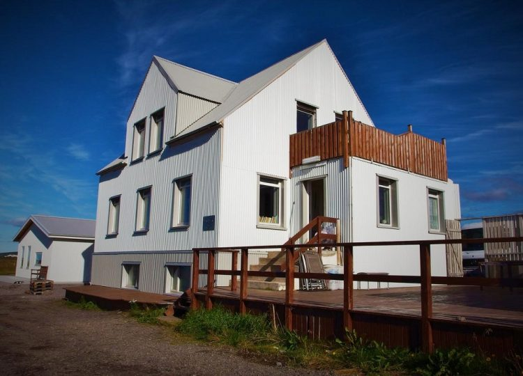 Saltvík Guesthouse