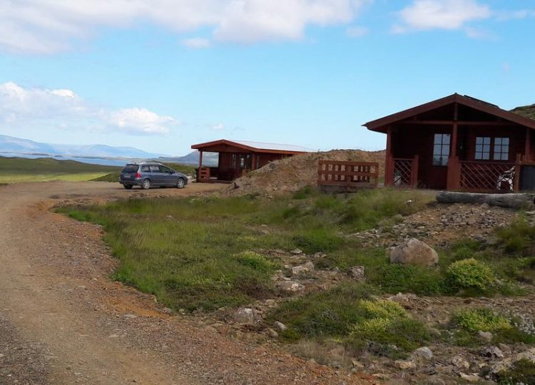 Stundarfriður cottages