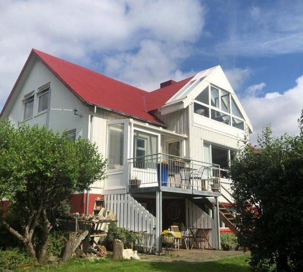 Kiðafell Guesthouse