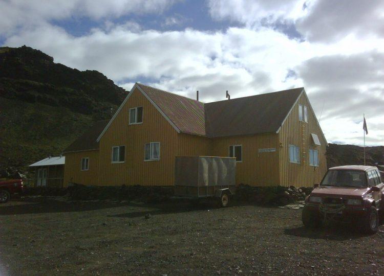 Kverkfjöll - Sigurðarskáli - Sleeping bag accommodation