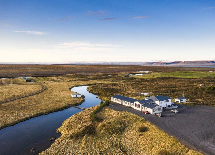 Hotel Skúlagarður